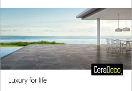 Keramiek op beton - CeraDeco