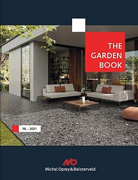 Oprey Garden Book - Keramiek Natuursteen