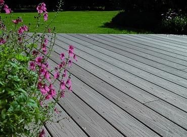 Composiet tuinmaterialen
